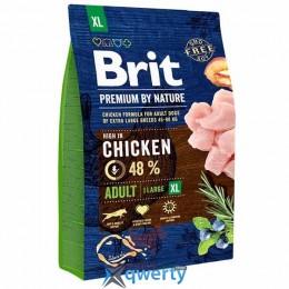 Brit Premium Dog Adult XL 15 kg (1111150973)
