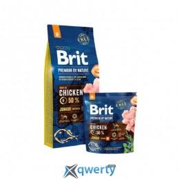 Brit Premium Dog Junior M 15 kg (1111150952)