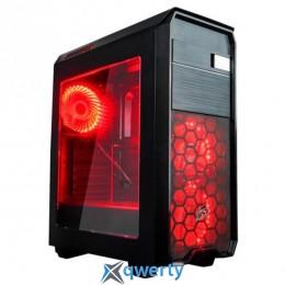 1stPlayer Black Sir MA2 Red LED Black