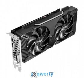PALIT PCI-Ex RTX 2060 GAMING PRO 6GB GDDR6 (192bit) (1365/14000) (DVI, HDMI(2.0b), Display Port(1.4)) (NE62060018J9-1062A)