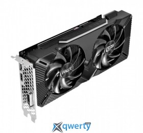 PALIT PCI-Ex RTX 2060 GAMING PRO OC 6GB GDDR6 (192bit) (1365/14000) (DVI, HDMI(2.0b), Display Port(1.4)) (NE62060T18J9-1062A)