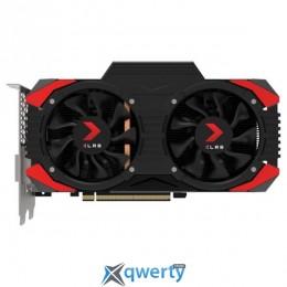 PNY PCI-Ex GTX 1060 6GB GDDR5 (192bit) (1797/8000) (DVI, HDMI(2.0b), Display Port(1.4)) (KF1060GTXXG6GEPB)