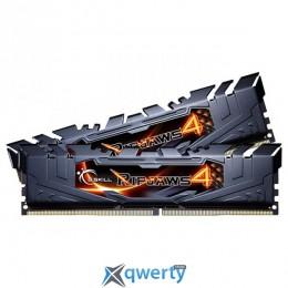 G.SKILL Ripjaws 4 Black DDR4 3000MHz 16GB (2x8) (F4-3000C15D-16GRK)