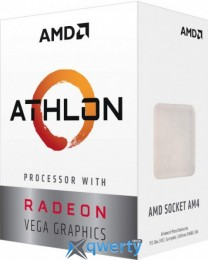 AMD Athlon 240GE 3.5GHz/4MB (YD240GC6FBBOX) AM4 BOX