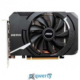 MSI PCI-Ex GeForce RTX 2070 8GB GDDR6 (256bit) (1620/14000) (HDMI, DisplayPort) (RTX 2070 AERO ITX 8G)