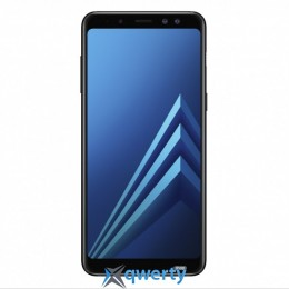 Samsung Galaxy A8 2018 32GB Black Single Sim