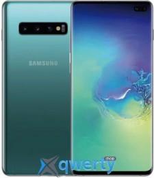 Samsung Galaxy S10 Plus 8/128 GB Green (SM-G975FZGDSEK)