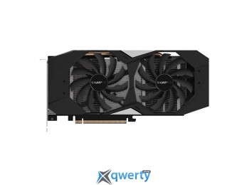GIGABYTE PCI-Ex GeForce GTX 1660 Ti 6GB GDDR6 (192bit) (1845/12000) WINDFORCE OC 6G (DisplayPort, HDMI 2.0b) (GV-N166TWF2OC-6GD)