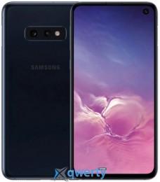Samsung Galaxy S10e SM-G970 DS 128GB Black (EU)