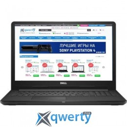 Dell Inspiron 15 3576 (35Fi78H1R5M-LBK) Black