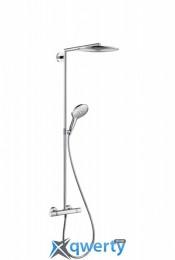Raindance Select 300 Air 1jet Showerpipe  (27114000)