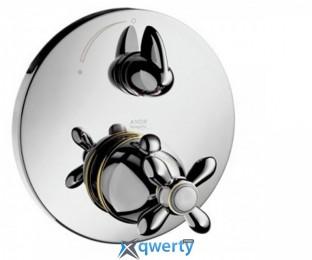 Axor Carlton Термостат с запорным вентелем, встраиваемый  (17705090)