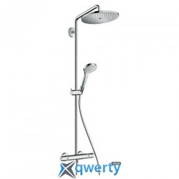 Croma Select 280 Air 1jet Showerpipe  (26790000)