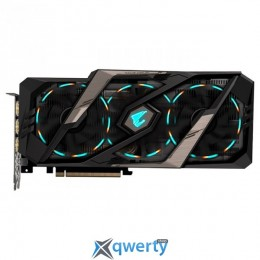 GIGABYTE PCI-Ex GeForce RTX 2080 Ti 11GB GDDR6 (352bit) (1770/14000) (HDMI, DisplayPort, USB) Xtreme (GV-N208TAORUS X-11GC)