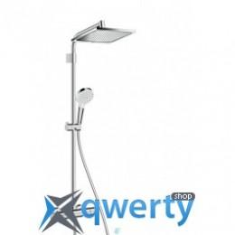 Crometta E 240 1jet Varia Showerpipe  (26785000)