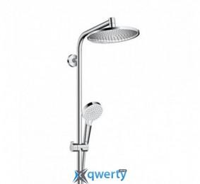 Crometta S 240 Showerpipe Душевая система для ванны  (27320000)