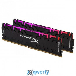 KINGSTON HYPERX Predator RGB DDR4 3200MHz 32GB (2x16) (HX432C16PB3AK2/32)