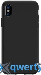 Spigen для iPhone X Liquid Crystal Matte Black (057CS22119)