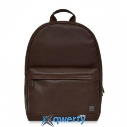 Knomo Albion Leather Laptop Backpack 15 Brown (KN-45-401-BRW)