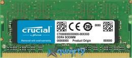 Crucial SODIMM DDR4 4GB 2666MHz (CT4G4SFS8266)