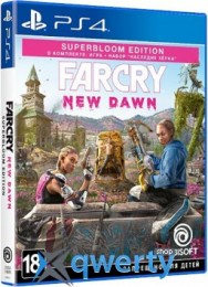 Far Cry. New Dawn Superbloom Edition PS4 (русская версия)