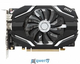 MSI PCI-Ex GeForce GTX 1050 Ti 4GB GDDR5 (128bit) (7008) (DVI, HDMI, Display Port) (GeForce GTX 1050 Ti 4G OCV1)