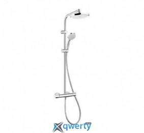 Verso 220 Showerpipe Душевая система с термостатом  (27237000)