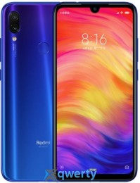 Xiaomi Redmi Note 7 4/64GB Blue (Global)