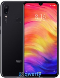 Xiaomi Redmi Note 7 6/64Gb Black (Global)