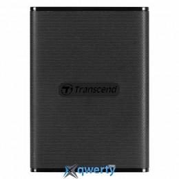 Transcend ESD230C 240GB SSD USB 3.1 Gen 2 Type-C (TS240GESD230C)