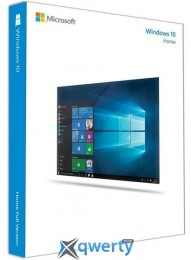Microsoft Windows 10 Home 32/64-bit Ukrainian USB (KW9-00510)