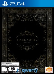 Dark Souls Trilogy PS4 (русские субтитры)