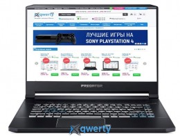 Acer Predator Triton 500 PT515-51-79GW (NH.Q50EU.016) Obsidian Black