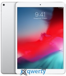 Apple iPad Air (2019) 64GB Wi-Fi + 4G Silver (MV0E2)