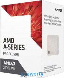 AMD Bristol Ridge A6-9400 3.5GHz/1MB (AD9400AGABBOX) AM4 BOX