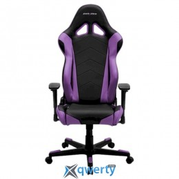 DXRacer Racing OH/RE0/NV Black / Purple (63368)