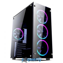 1st Player Fire Dancing-V2 USB3.0 Color LED Black