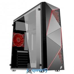 1st Player Firerose-F3-FD Red LED Black