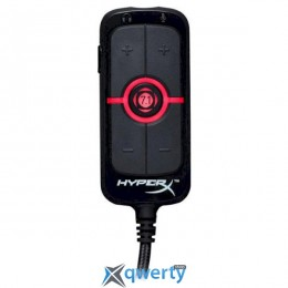 Kingston HyperX Amp Virtual 7.1 PC/PS4 (HX-USCCAMSS-BK)