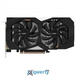 GIGABYTE GeForce GTX 1660 6GB GDDR5 192-bit WindForce 2X OC (1830/8002) (HDMI, DisplayPort) (GV-N1660OC-6GD)