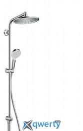 Crometta S 240 1jet Showerpipe Reno Душевая система  (27270000)