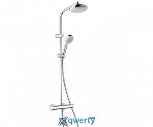 Showerpipe MyClub 180 Душевая система, c термостатом EcoSmart  (26738400)