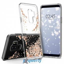 Spigen для Galaxy S9+ Liquid Crystal Blossom Crystal Clear (593CS22914)