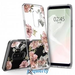 Spigen для Galaxy S9+ Liquid Crystal Blossom Flower (593CS22916)