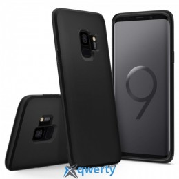 Spigen для Galaxy S9 Liquid Crystal Matte Black (592CS22825)