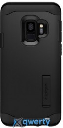 Spigen для Galaxy S9 Slim Armor Black (592CS22880)