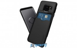 Spigen для Galaxy S9 Slim Armor CS Black (592CS22863)