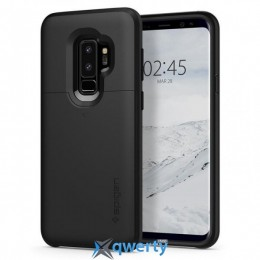 Spigen для Galaxy S9+ Slim Armor CS Black (593CS22950)