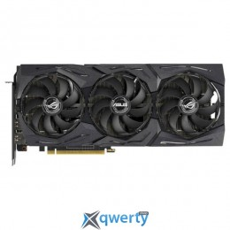 Asus PCI-Ex GeForce GTX 1660 Ti ROG Strix 06G Gaming 6GB GDDR6 (192bit) (1860/12000) (2 x DisplayPort, 2 x HDMI 2.0b) (ROG-STRIX-GTX1660TI-O6G-GAMING)