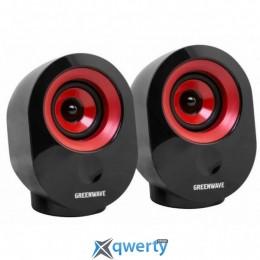 Greenwave SA-603 Black-red (R0015170)